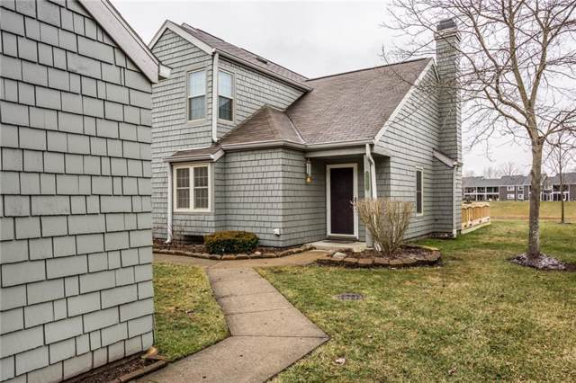 7454 Harbour Isle #158, Indianapolis, IN 46240 (MLS #21690677) :: Mike Price Realty Team - RE/MAX Centerstone