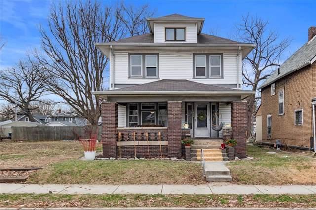 1344 N Tuxedo Street, Indianapolis, IN 46201 (MLS #21690678) :: Richwine Elite Group