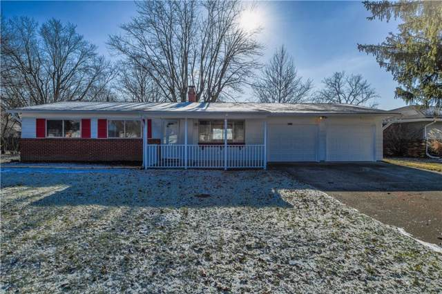 9419 Shenandoah Avenue, Indianapolis, IN 46229 (MLS #21690682) :: David Brenton's Team