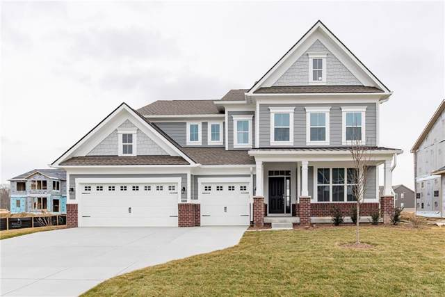 16526 Dominion Drive, Fortville, IN 46040 (MLS #21690696) :: Heard Real Estate Team | eXp Realty, LLC