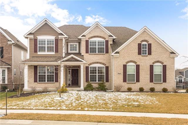 1633 Altair Drive, Carmel, IN 46032 (MLS #21690703) :: Your Journey Team
