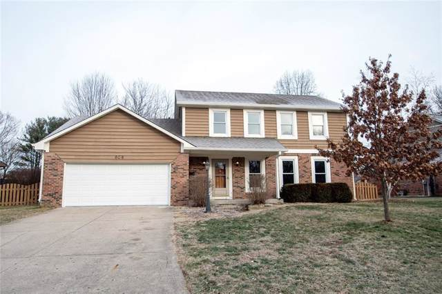 608 White Pine Drive, Noblesville, IN 46062 (MLS #21690708) :: Heard Real Estate Team | eXp Realty, LLC