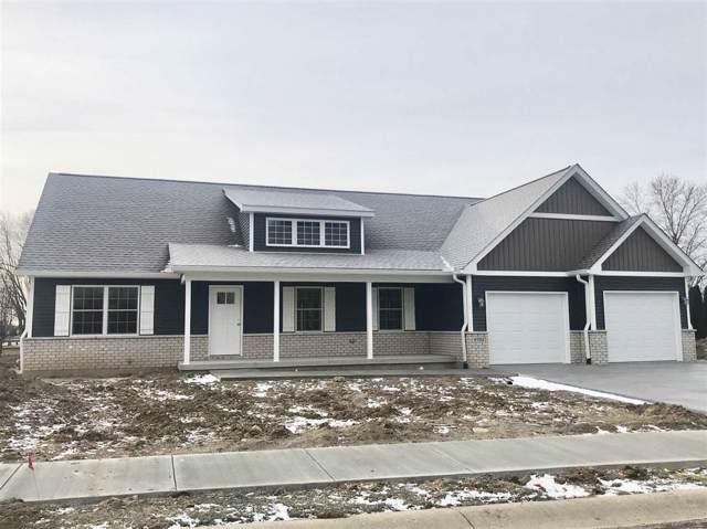 9701 Oak Hammock Drive, Yorktown, IN 47396 (MLS #21690720) :: The ORR Home Selling Team
