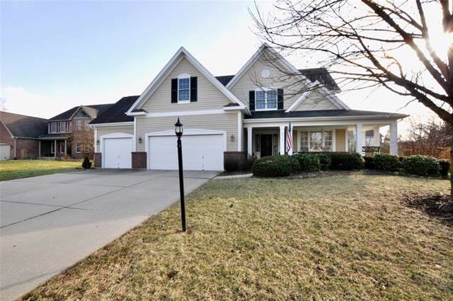 8913 Gardenia Court, Noblesville, IN 46060 (MLS #21690729) :: The Indy Property Source