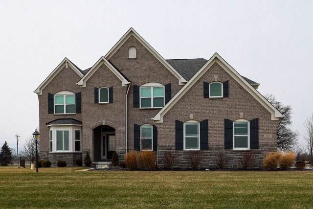 7100 Kennesaw Drive, Brownsburg, IN 46112 (MLS #21690767) :: Mike Price Realty Team - RE/MAX Centerstone
