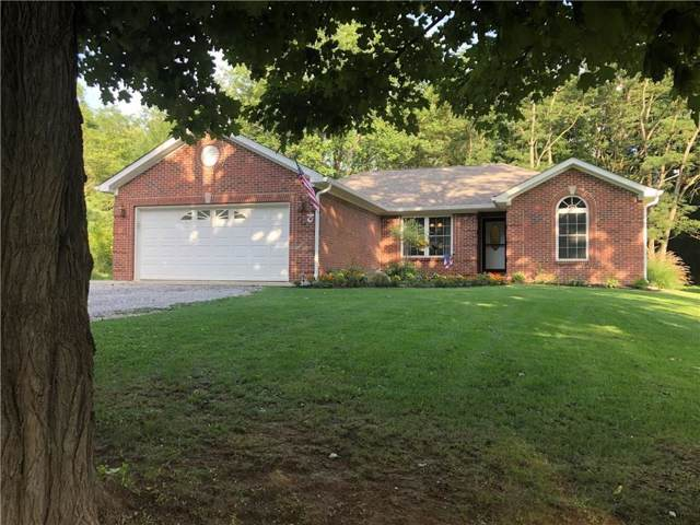 444 Jefferson Valley, Coatesville, IN 46121 (MLS #21690948) :: The Indy Property Source