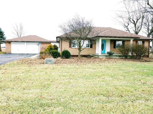 10753 W Sr 32, Parker City, IN 47368 (MLS #21690949) :: The ORR Home Selling Team
