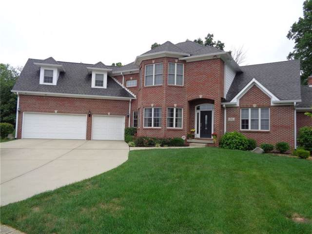 7510 Sly Fox Drive, Indianapolis, IN 46237 (MLS #21690957) :: Your Journey Team