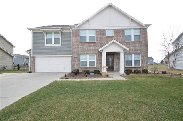 5577 W Woodhammer Trail, Mccordsville, IN 46055 (MLS #21690968) :: Richwine Elite Group