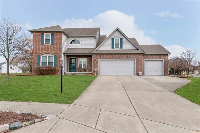 10412 Mayapple Court, Noblesville, IN 46060 (MLS #21690994) :: Heard Real Estate Team | eXp Realty, LLC