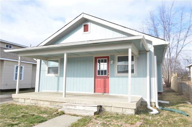 620 E Beecher Street, Indianapolis, IN 46203 (MLS #21691027) :: The Evelo Team