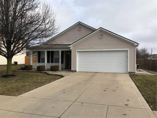 1461 Musket Lane, Indianapolis, IN 46234 (MLS #21691028) :: Heard Real Estate Team | eXp Realty, LLC