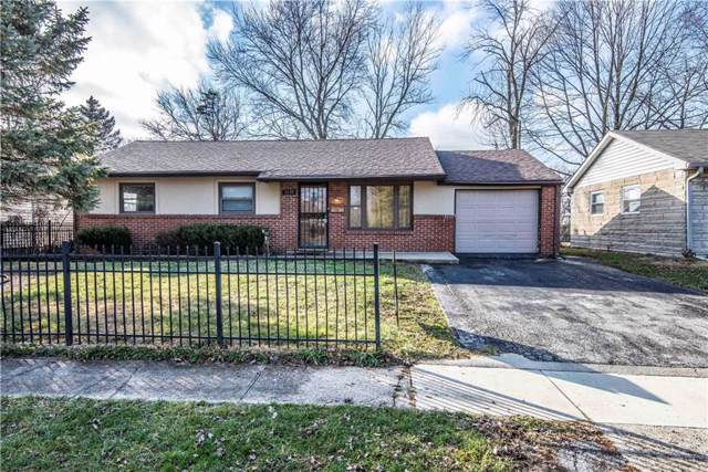 3630 N Tiffany Drive, Indianapolis, IN 46226 (MLS #21691047) :: David Brenton's Team