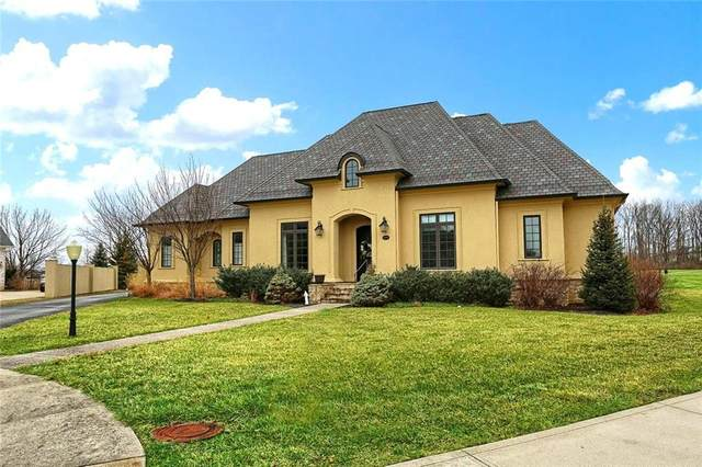 12004 Leighton Court, Carmel, IN 46032 (MLS #21691050) :: Richwine Elite Group
