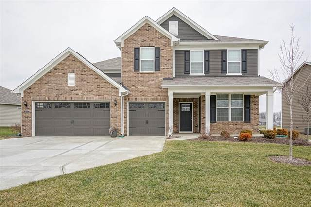 5586 Mahogany Drive, Noblesville, IN 46062 (MLS #21691182) :: Richwine Elite Group