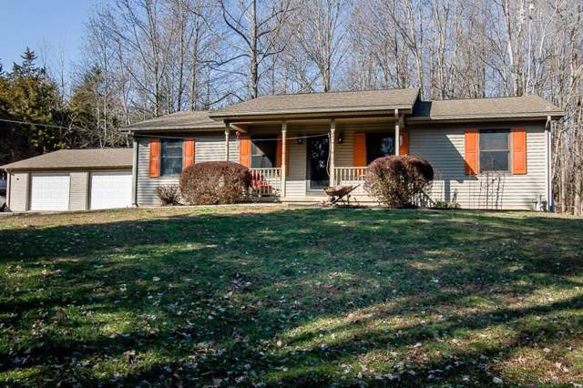 4770 W County Road 600 S, Commiskey, IN 47227 (MLS #21691190) :: The Evelo Team