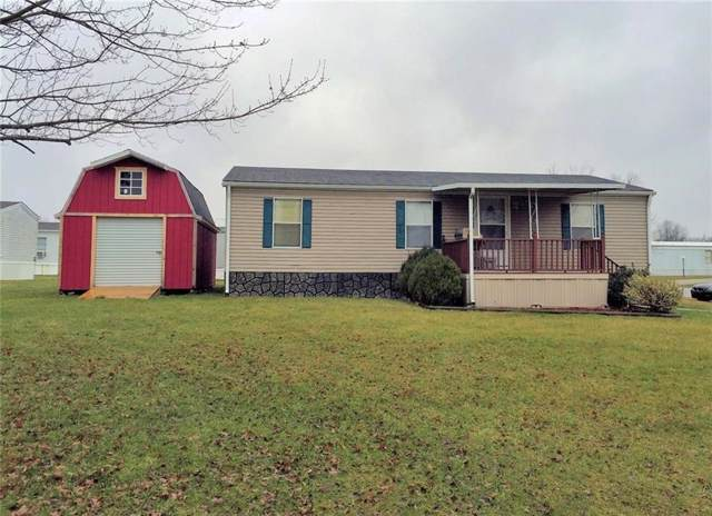 34 Sandy Brook Drive, North Vernon, IN 47265 (MLS #21691193) :: The Indy Property Source