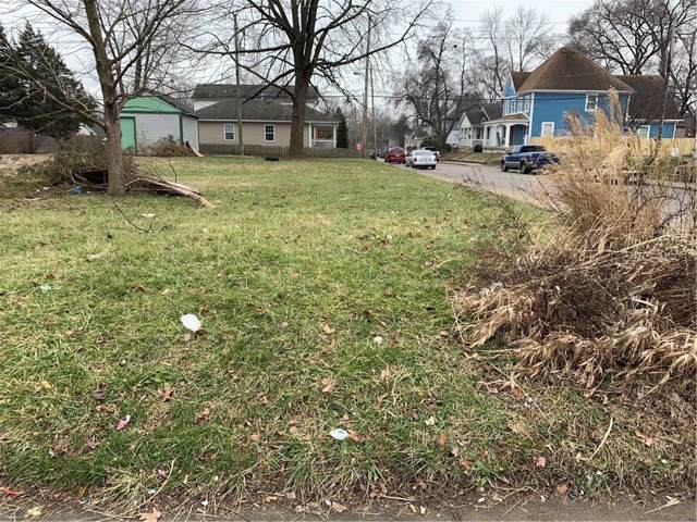 2307 Prospect Street, Indianapolis, IN 46203 (MLS #21691195) :: The Evelo Team