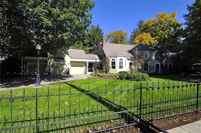 160 E Willow Street, Zionsville, IN 46077 (MLS #21691200) :: Richwine Elite Group