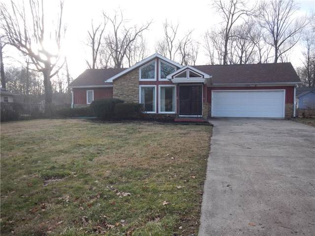 6464 Scenic Court, Indianapolis, IN 46260 (MLS #21691220) :: Your Journey Team