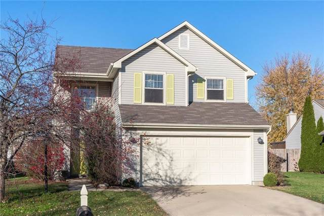 9718 Lucille Court, Fishers, IN 46038 (MLS #21691281) :: Your Journey Team