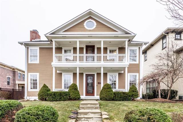 6730 W Stonegate Drive, Zionsville, IN 46077 (MLS #21691367) :: Mike Price Realty Team - RE/MAX Centerstone