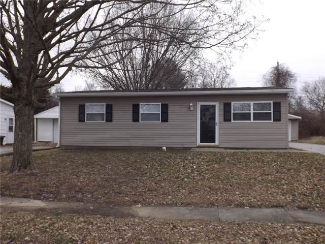 730 Berkeley, Shelbyville, IN 46176 (MLS #21691392) :: Mike Price Realty Team - RE/MAX Centerstone