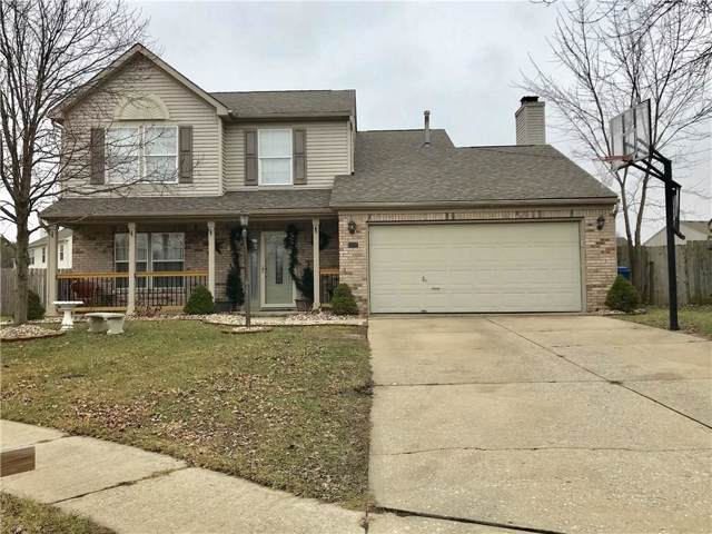 7923 Lofton Court, Indianapolis, IN 46239 (MLS #21691421) :: Your Journey Team