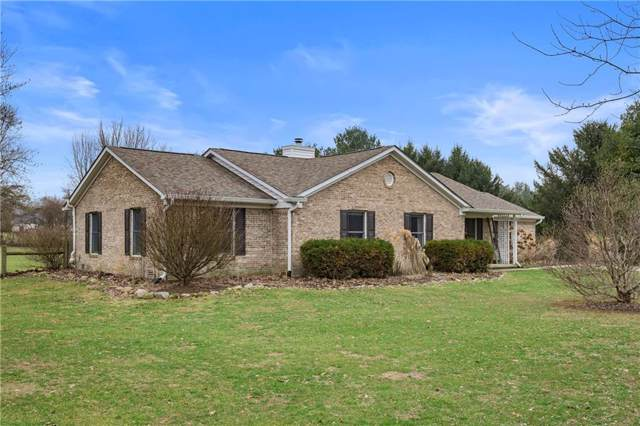 3205 E Eden Road, Greenfield, IN 46140 (MLS #21691502) :: Mike Price Realty Team - RE/MAX Centerstone