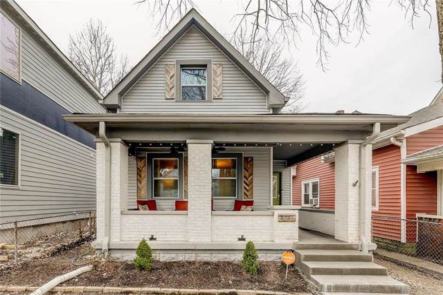 1217 Spruce Street, Indianapolis, IN 46203 (MLS #21691517) :: Your Journey Team