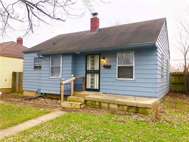 1942 N Linwood, Indianapolis, IN 46218 (MLS #21691529) :: Your Journey Team