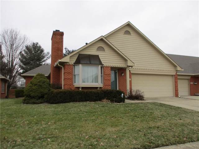 2828 Colony Lake West Drive, Plainfield, IN 46168 (MLS #21691550) :: AR/haus Group Realty