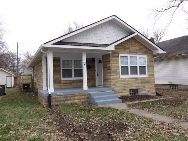 523 N Chester Avenue, Indianapolis, IN 46201 (MLS #21692639) :: The Indy Property Source