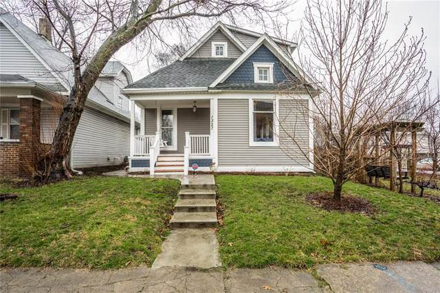 1327 Wright Street, Indianapolis, IN 46203 (MLS #21692658) :: Richwine Elite Group