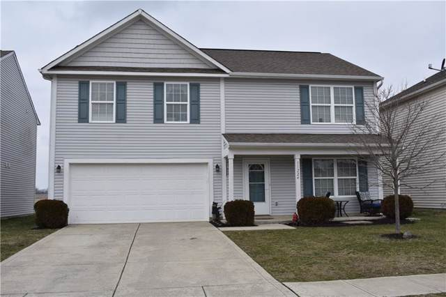 11224 N Sashing Way, Monrovia, IN 46157 (MLS #21692765) :: Mike Price Realty Team - RE/MAX Centerstone