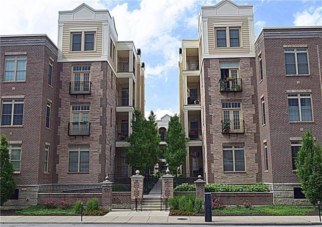 450 E Ohio Street #306, Indianapolis, IN 46204 (MLS #21692776) :: The ORR Home Selling Team