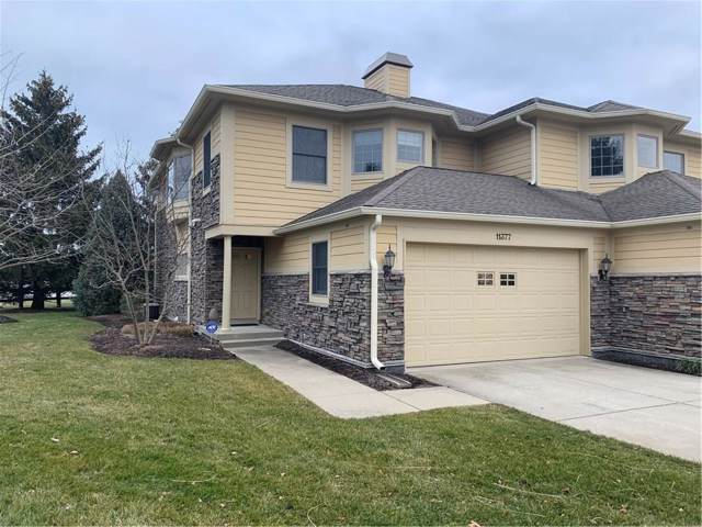 11377 Easterly Boulevard #1, Fishers, IN 46037 (MLS #21692793) :: Mike Price Realty Team - RE/MAX Centerstone