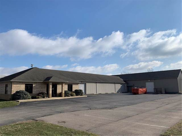 215 Industrial Drive, Franklin, IN 46131 (MLS #21692854) :: Mike Price Realty Team - RE/MAX Centerstone