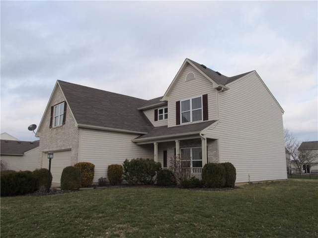 12 W Pine Ridge Drive, Westfield, IN 46074 (MLS #21692880) :: The ORR Home Selling Team