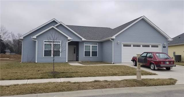 91 Briarwood Court, Greencastle, IN 46135 (MLS #21692884) :: The ORR Home Selling Team