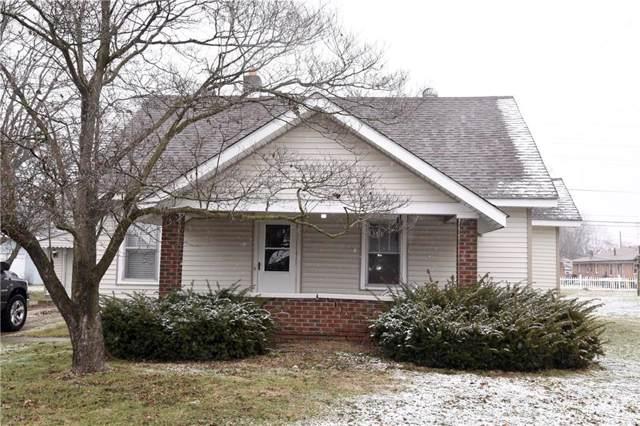 1339 S Cherry Street, Martinsville, IN 46151 (MLS #21692916) :: Richwine Elite Group