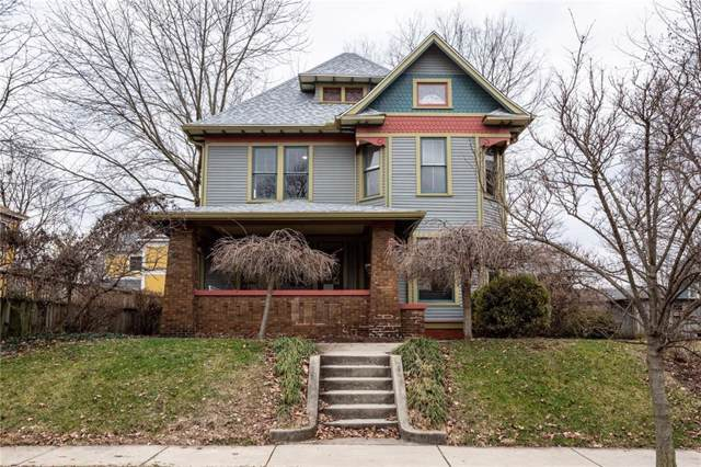 2112 N New Jersey Street, Indianapolis, IN 46202 (MLS #21692933) :: AR/haus Group Realty