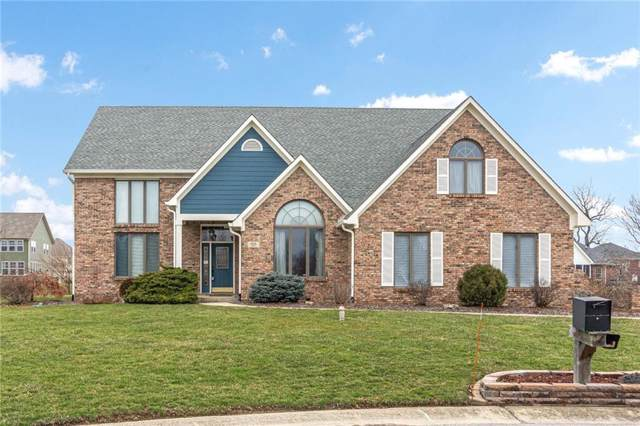 6834 Windsong Court, Brownsburg, IN 46112 (MLS #21692934) :: Mike Price Realty Team - RE/MAX Centerstone