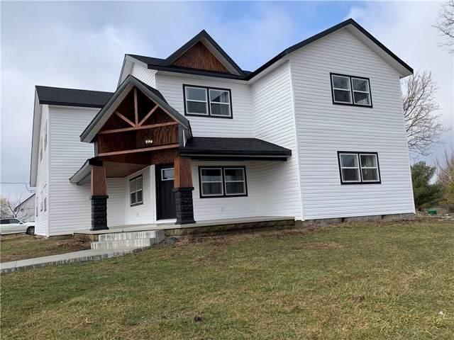 8441 S County Road 700 East Road, Selma, IN 47383 (MLS #21692980) :: The ORR Home Selling Team