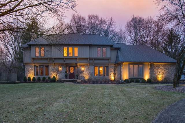 11480 Valley Meadow Drive, Zionsville, IN 46077 (MLS #21693000) :: AR/haus Group Realty