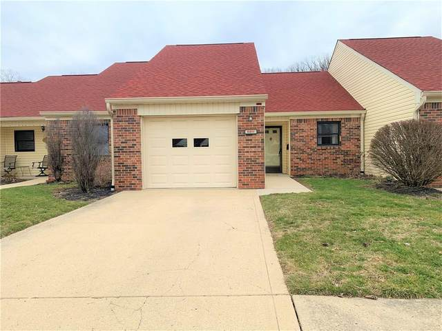 6511 Cane Ridge Court, Indianapolis, IN 46268 (MLS #21693031) :: The ORR Home Selling Team