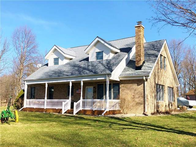 6518 E County Road 750 S, Mooresville, IN 46158 (MLS #21693121) :: Mike Price Realty Team - RE/MAX Centerstone