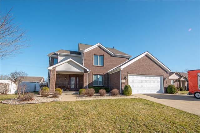 2929 Cross Creek Drive, Columbus, IN 47201 (MLS #21693133) :: The ORR Home Selling Team