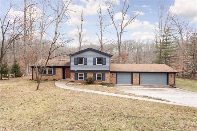 3545 Whippoorwill Lake N Drive, Monrovia, IN 46157 (MLS #21693245) :: Mike Price Realty Team - RE/MAX Centerstone