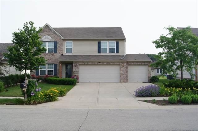 607 Breakers Lane, Fortville, IN 46040 (MLS #21693277) :: Heard Real Estate Team   eXp Realty, LLC